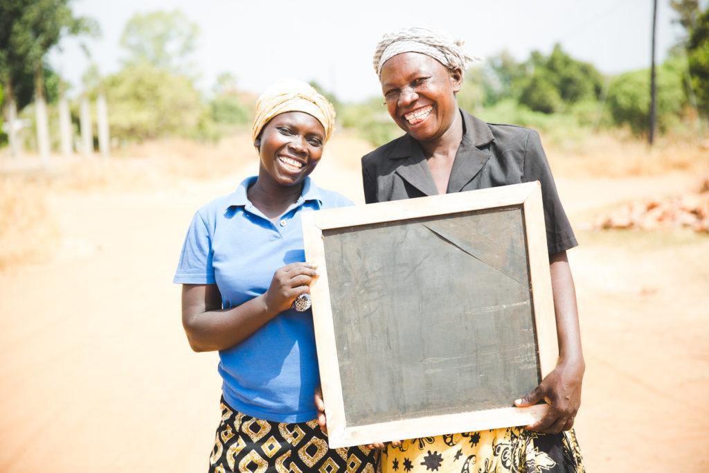 uganda literacy training