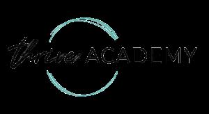 Thrive Academy transparentr