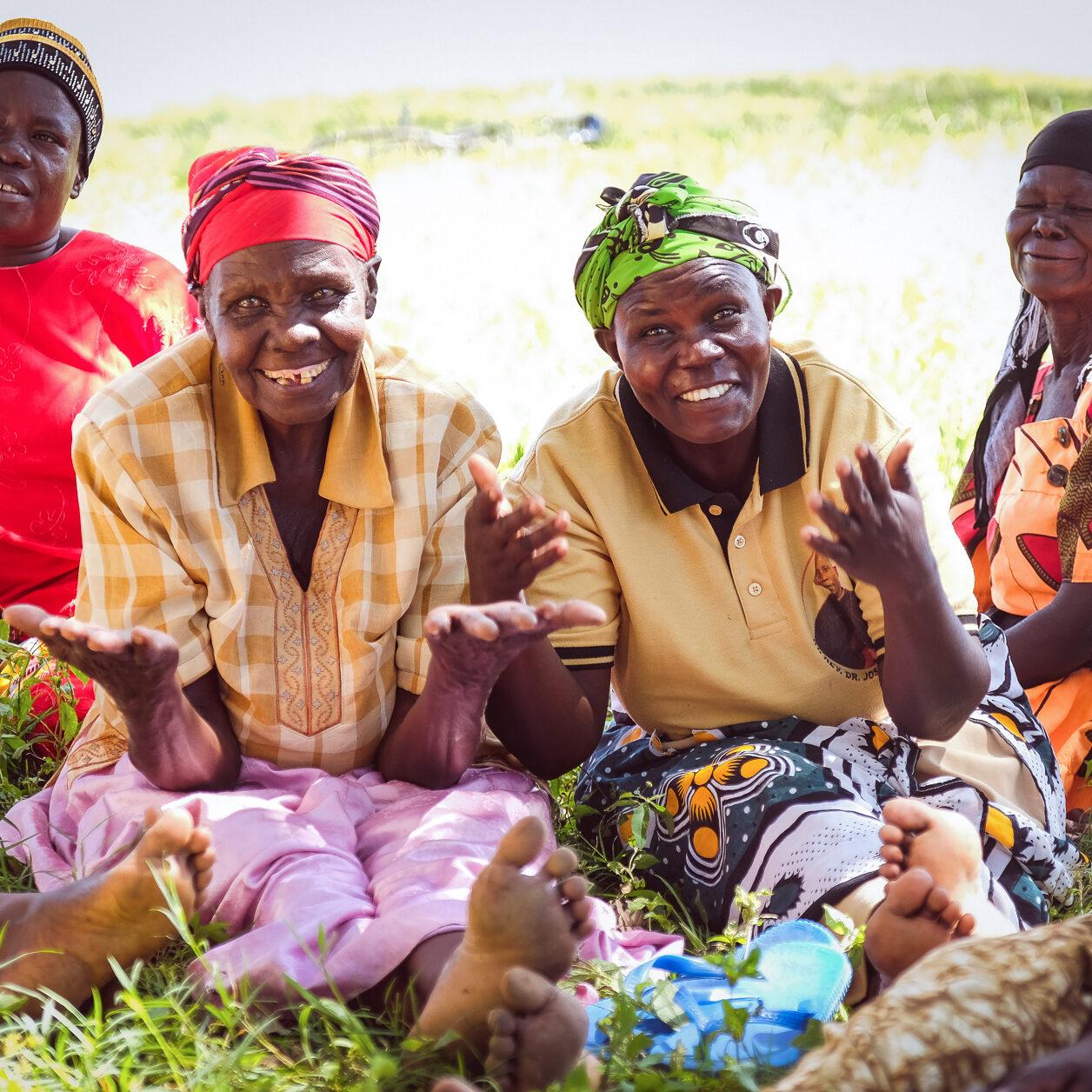 women Uganda
